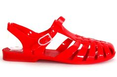 75a37aec3523 RED JUJU Fisherman Jelly Shoes at Mr Shoes UK online shoe shop. Buy RED  JUJU Fisherman Jelly Shoes from our collection of women s jelly shoes. shop  at Mr- ...