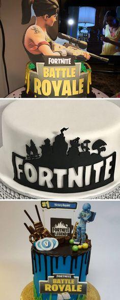 Tartas de Fortnite ¡El juego de moda! Para un cumpleaños bien gamer... #tartasdefortnite #fortnite #quiero #quierocakesblog Boy Birthday, Birthday Cake, Birthday Parties, Sandwiches, Ideas Para Fiestas, Cool Lego, Cake Decorating, Wedding Cakes, Birthdays