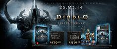 #BlooDGameS : Expansão de Diablo 3 chega aos PCs dia 25 de março