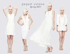 The Paper Crown + Rifle Paper Co. Spring 2015 Collaboration
