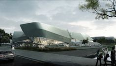 Gallery of playze and Schmidhuber Selected to Design Ningbo's Urban Planning Museum - 6