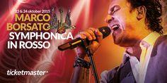 Marco Borsato Symphonica in Rosso !!! Eindelijk weer naar mijn held <3