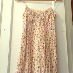 Floral Slip Dress.