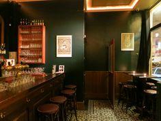 HiP Paris Blog, Forest Collins, Paris Wine Bar Roundup, Josephine