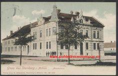 Pohlednice Olomoucka