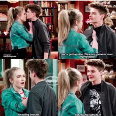 """""""Girl Meets True Maya"""" (Farkle saying he's telling Smackle lol) Disney Channel, Girl Meets World Farkle, Incorrigible Cory, Riley And Farkle, Corey Fogelmanis, World Tv, Boy Meets Girl, Old Disney, Disney Shows"""