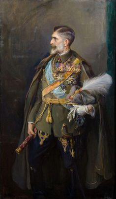 Posthumous portrait King Ferdinand I of Romania by Phillip de Laszlo, Colorful Pictures, Old Pictures, Romanian Royal Family, Romania Travel, Good Old Times, Figure Sketching, Sketch Painting, Ferdinand, European Fashion