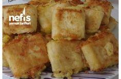 Çıtır Çıtır Patatesli Tava Böreği (Kesinlikle Denemelisiniz) Tarifi