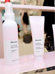 Glossier Is Dropping Something New — But It's Not Makeup Or Skin Care+#refinery29
