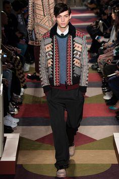 Valentino Fall 2015 Menswear Fashion Show