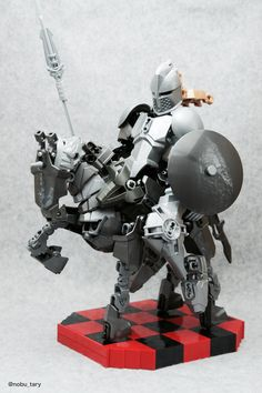 Knight   by nobu_tary
