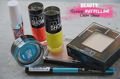 Beauty: Review Maybelline Color Show Nail Polish