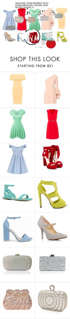 """""""its all about the compliments"""" by anna-bigsis ❤ liked on Polyvore featuring WearAll, Exclusive for Intermix, LE3NO, MaxMara, Chi Chi, Jimmy Choo, ALDO, Qupid, Nly Shoes and MICHAEL Michael Kors"""