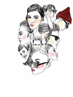 #NanNi #난니 #그림그리는여자 #Art #아트 #그림 #수작업 #손그림 #illustration #illust #일러스트 #design #디자인 #sketch #스케치 #drawing #드로잉 #croquis #크로키 #artwork #love #follow #relationship