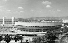 Sportcsarnok a 80-as években