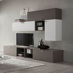 Modern Universal Wall TV Unit Lego
