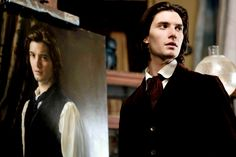Dorian Gray (2009) Starring: Ben Barnes as Dorian Gray. Lord Henry's friend, society artist Basil Hallward, paints a portrait of Gray to capture the full power of his youthful beauty. When the portrait is unveiled, Gray makes a flippant pledge: he would give anything to stay as he is in the picture, even his soul. (click thru for larger image)