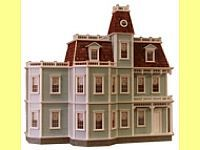 Real Good Toys 36K, Newport w 2 Story Milled Dollhouse Addition