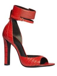 Shop the Trend - Tough Love: Alexander Wang sandal