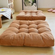 Sitting Pillows, Big Pillows, Lounge Cushions, Floor Cushions, Sofa Bench, Sectional Sofa, Tatami Futon, Puppy Room, Square Floor Pillows