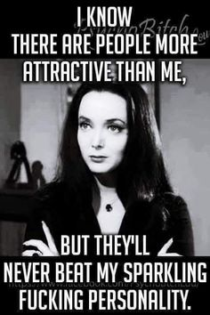 Sarcastic Quotes, True Quotes, Great Quotes, Quotes To Live By, Funny Quotes, Inspirational Quotes, Qoutes, Addams Family Quotes, Badass Quotes