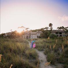 Amazing beachfront vacation home at Palmetto Dunes Resort on Hilton Head Island. #MyIslandTime