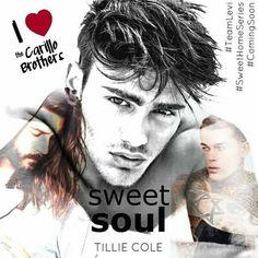 Sweet Soul (Sweet Home, Carillo Boys, by Tillie Cole Jack Greystone, Book Characters, Fictional Characters, Stephen James, Sweet Soul, Fandom, Cute Boys, Tv, Joker