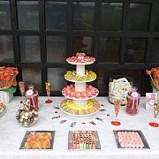 Buffet de Chuches Moremí Eventos - Bodas - Restaurante Abarka Hondarribia   www.moremieventos.com