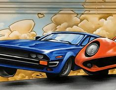 """Check out new work on my @Behance portfolio: """"Sport Cars"""" http://be.net/gallery/61781797/Sport-Cars"""