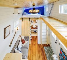 Charlestonian Dream - Tiny House Swoon