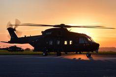 "The Aviationist » Some stunning pics of the new HH.101 ""Caesar"" helicopter for the Italian Air Force"