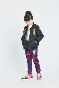 9431f6c935b3 BAPE Kids Is Filled With Streetwear Essentials for Fall
