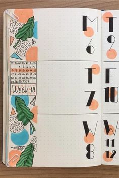 Bullet Journal Weekly Spread Ideas for May 2019 Bullet . - Bullet Journal Weekly Spread Ideas for May 2019 Bullet Journal Weekly Sprea - Bullet Journal Inspo, Bullet Journal Doodles, Bullet Journal 2020, Bullet Journal Notebook, Bullet Journal Aesthetic, Bullet Journal Spread, Bullet Journal Layout, Bullet Journals, Bullet Journal Ideas How To Start A
