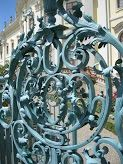 Detail of the decoration of the gate at #ludwigsburg castle.