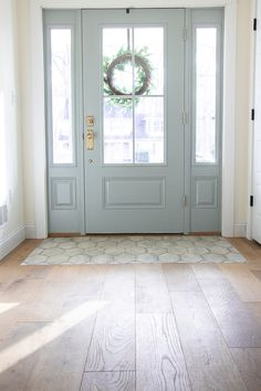 If you are looking for Modern Farmhouse Flooring Woods Design Ideas, You come to the right place. Below are the Modern Farmhouse Flooring . House Design, Interior, Home, House Flooring, Floors And More, Hardwood Floors, House Interior, Farmhouse Flooring, Engineered Hardwood Flooring