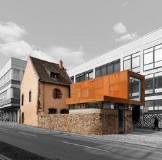 Netradičné kovové fasády majú svoje výhody | LepšieBývanie.sk