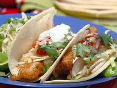 Batter for fish style tacos...