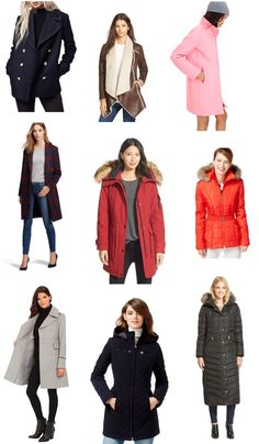 Friday Favorites  Cold Weather Coats  Hello There Lady