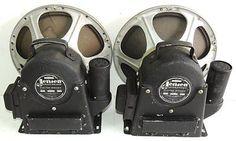 Jensen Q Tweeter & Pair Jensen M-10 For Western Electric Tube 300B Amplifier