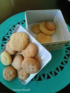 Cocina Maud: Galletas 3!, 2!, 1!