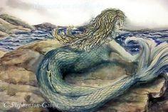 C Stephenson-Gibbs - Mermaid On the Rocks