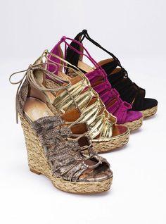 Lace-up Espadrille Sandal - Colin Stuart - Victoria's Secret