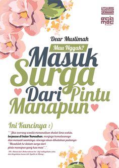 Desain PosterDakwah  Karya Kata Muslim 6