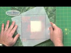 Sew Easy Lesson: Making Tilted Blocks