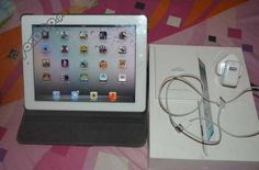 SPOTTED ON AYOS: : Ipad 2 64gb wifi plus 3g White Glossy Wifi, Gadgets, Ipad, Phone, Telephone, Phones, Gadget