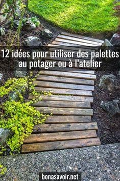 10 Provence Garden Wedding Inspiration At Ideas Potager Palettes, Potager Garden, Stone Crafts, Plantation, Green Life, Organiser, Shrubs, Planters, Garage