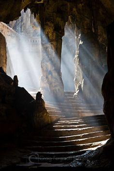 Following ascending light - Khao Luang Caves, Phetchaburi (Phetburi), Thailand -  Craig Ferguson