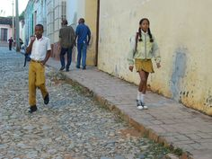 school uniforms in Cuba