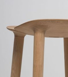 The Wood Collector — Wooden Chair details