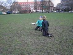 Ultimate frisbee. How to layout. - YouTube